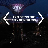 Singapore: A Walk through the City of the Merlion