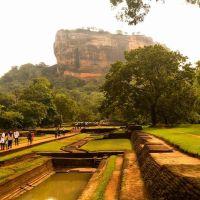 Delegation Days in Sri Lanka: The Enigma of Sigiriya