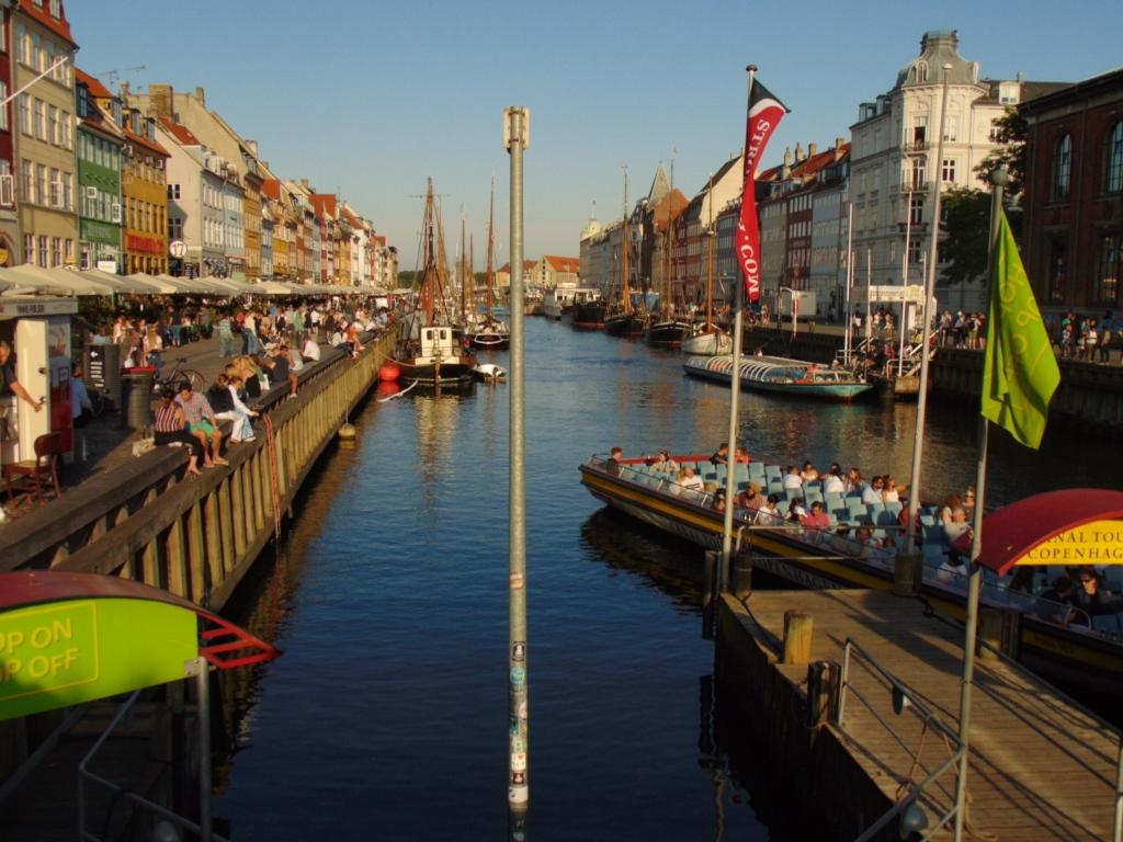 The iconic Nyhavn Area of Copenhagen  Copyright: Abirbhav Mukherjee